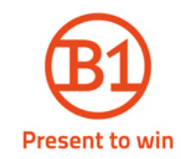B1 present to win