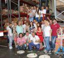 ″Море текстиля″, классная компания и отличное настроение - что еще нужно для пятницы?)))